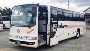 小型バス 福岡