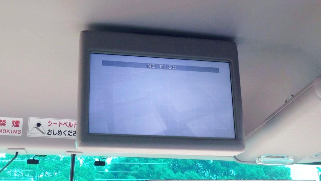 福岡バスのテレビ