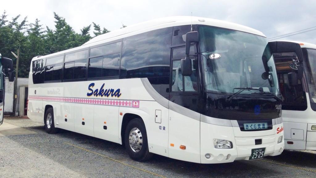 新車バス 福岡