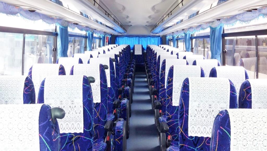 福岡の新車 バス